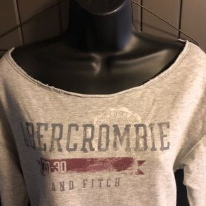 Abercrombie & Fitch Sweatshirt with Front Pocket